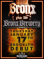 Bronx Brewery Night — January 17, 2013