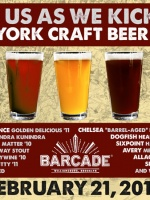 NYC Beer Week Launch — February 21, 2013