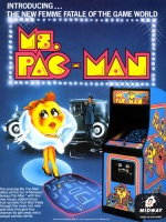 Ms. Pac-Man — 1981