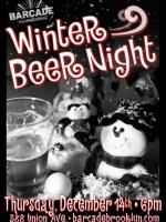 Winter Beer Night — December 14, 2006