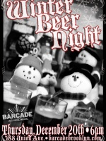 Winter Beer Night - December 20, 2007