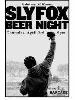 SlyFox Night - April 3, 2008