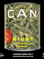 Canned Beer Night - April 9, 2009