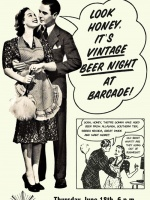 Vintage Beer Night - June 18, 2009