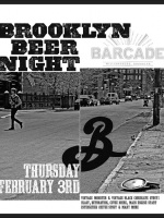 Brooklyn Brewery Night - February 3, 2011