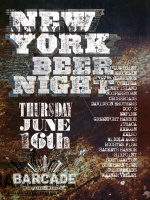 New York State Beer Night - June 16, 2011