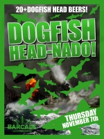Dogfish Head Night — November 7, 2013