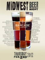 Midwest Beer Night - February 2, 2012