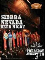 Sierra Nevada Night - June 7, 2012