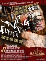 Flying Dog Night - August 23, 2012