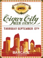 Cigar City Night - September 13, 2012