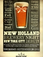 New Holland Night - September 20, 2012