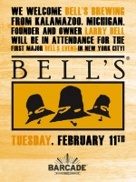 Bell's Brewing NYC Launch — February 11, 2014