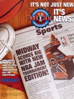 NBA Jam Tournament Edition — 1994