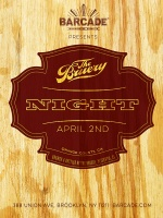 The Bruery Night — April 2nd, 2015