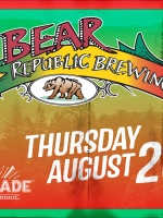 Bear Republic Brewing Co. Night — August 20, 2015