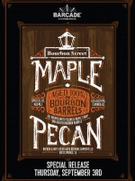 Abita Bourbon Street Maple Pecan Special Release Party! — September 3rd, 2015
