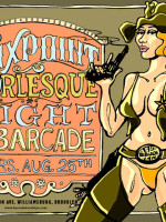 Sixpoint Burlesque Night — August 25, 2005