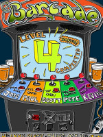 Barcade 4th Anniversary - October 16, 2008