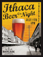 Ithaca Night - July 9, 2009
