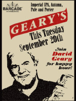 Geary' s Night — September 20, 2011