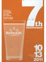 Barcade 7th Anniversary - October 13, 2011