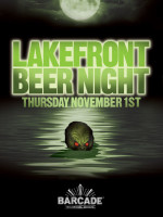 Lake Front Brewery Night — November 1, 2012