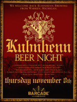 Kuhnhenn Brewery Night — November 8, 2012