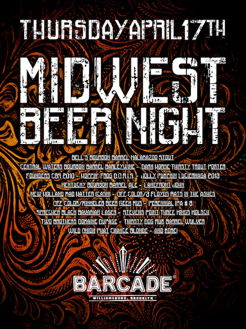 Midwest Beer Night!!!