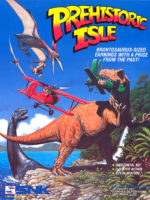 Prehistoric Isle in 1930 — 1989 at Barcade® in Williamsburg, Brooklyn, NY | arcade video game