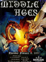 Middle Ages NIght — February 8, 2007