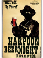 Harpoon Night - May 28, 2009