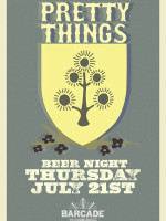 Pretty Things Night - July 21, 2011