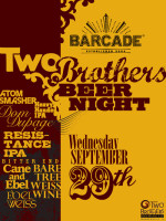 Two Brothers Night - September 29, 2010