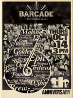 Barcade 6th Anniversary - October 14, 2010
