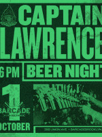 Captain Lawrence Night - October 1, 2009