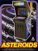 Asteroids — 1979 at Barcade® in Williamsburg, Brooklyn, NY