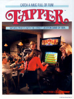 Tapper — 1984 at Barcade® in Williamsburg, Brooklyn, NY