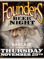 Founders Night — November 29, 2012