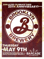 Brooklyn Brewery Night — May 9, 2013