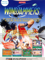 Wind Jammers — 1994 at Barcade® in Williamsburg, Brooklyn, NY