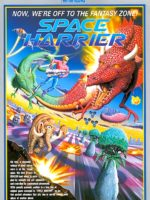 Space Harrier — 1985 at Barcade® in Williamsburg, Brooklyn, NY