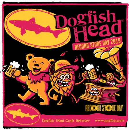 Dogfish Head Record Store Day Celebration at Barcade® in Brooklyn, New York