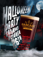 Halloween Party at Barcade on Saturday, October 26th 2019 in Williamsburg, Brooklyn