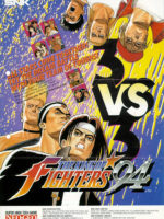 The King Of Fighters '94 — 1994 at Barcade® in Williamsburg, Brooklyn, NY | arcade game flyer graphic