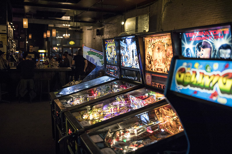 Barcade Brooklyn Arcade Games Image